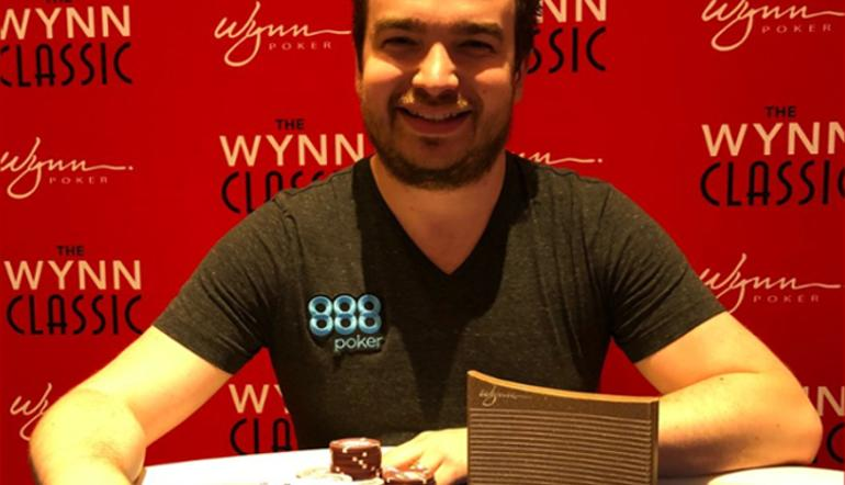Team888's Chris Moorman Wins Wynn Classic