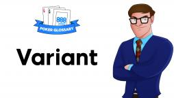 Variant - poker terms