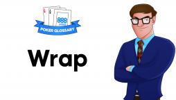 Wrap - poker terms
