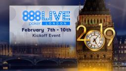 888poker LIVE Kicks Off the 2019 Season in London