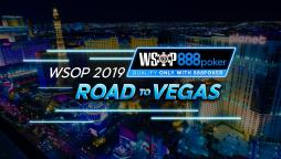 Win Your Way to 2019 WSOP in Vegas for as Little as 1₵