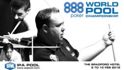 888poker Partners with IPA for 2019 World Championships