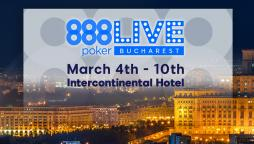 888poker LIVE Bucharest Festival to Take Romania By Storm March 4-10