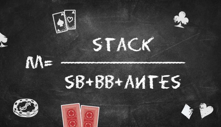 Using M Ratio To Crush Poker Tournaments