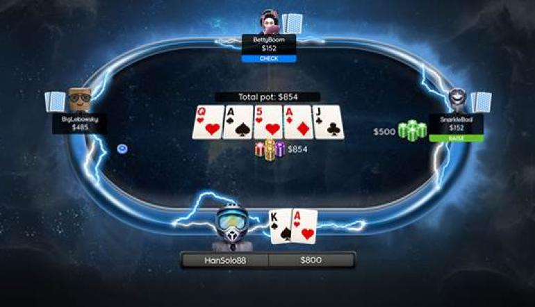 888poker's New-Look Design Presses All the Right Buttons