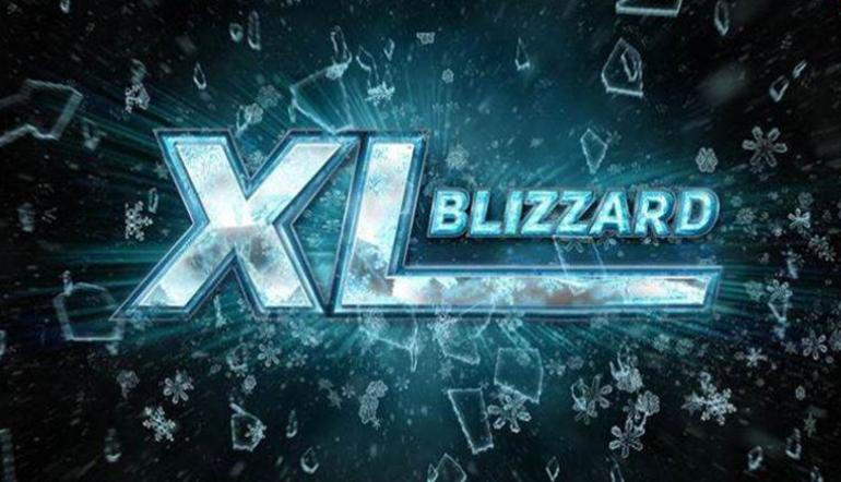 XL Blizzard is Back with Affordable Buy-ins and $500K GTD Main Event