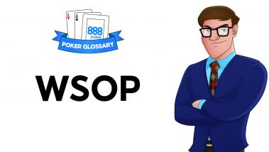 WSOP - poker terms
