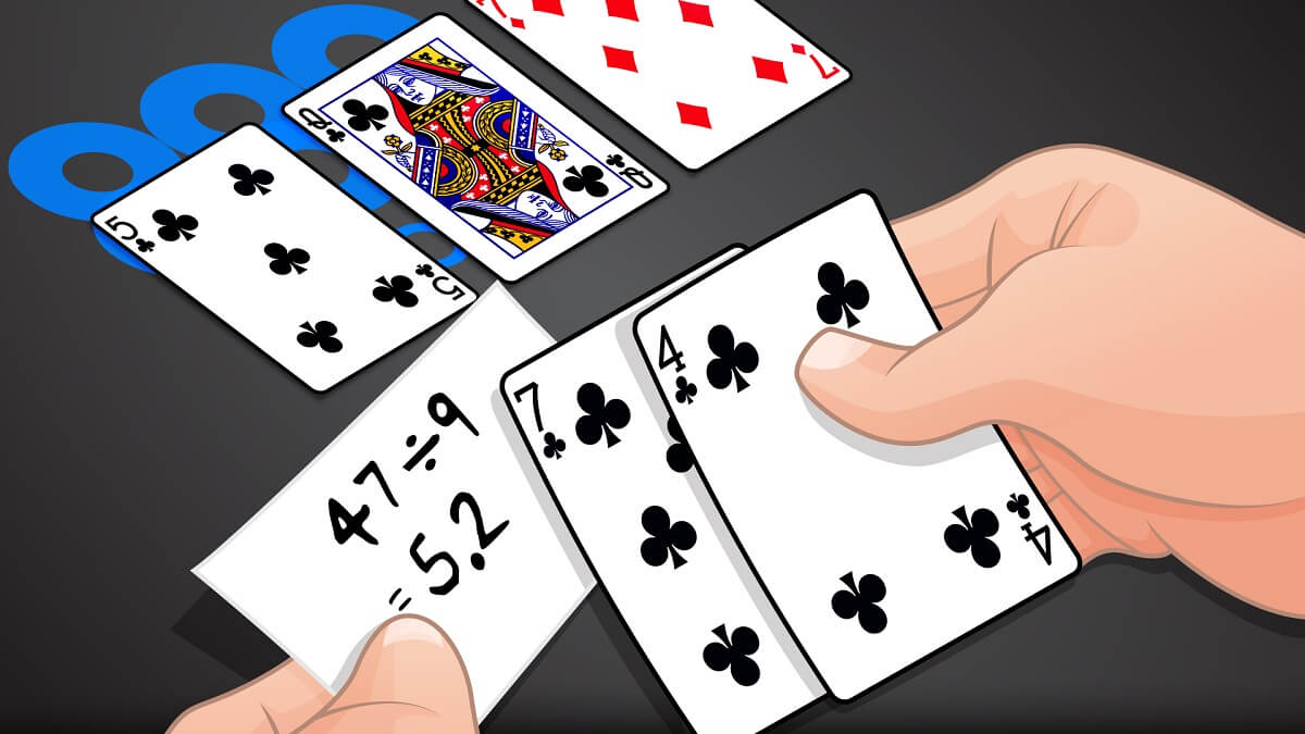 Calculate betting odds poker betting on macgregor