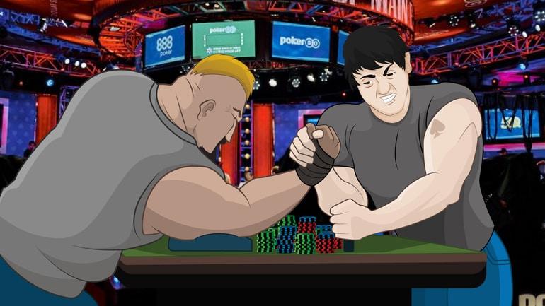 Overbetting the pot poker games in game betting australia news