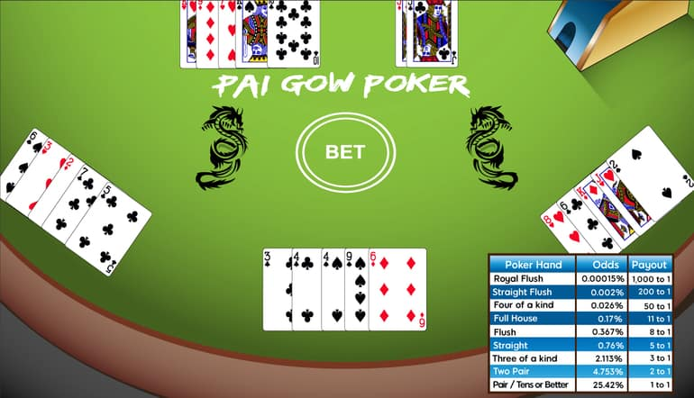 Pai gow betting rules for horse download lagu nge bitcoins