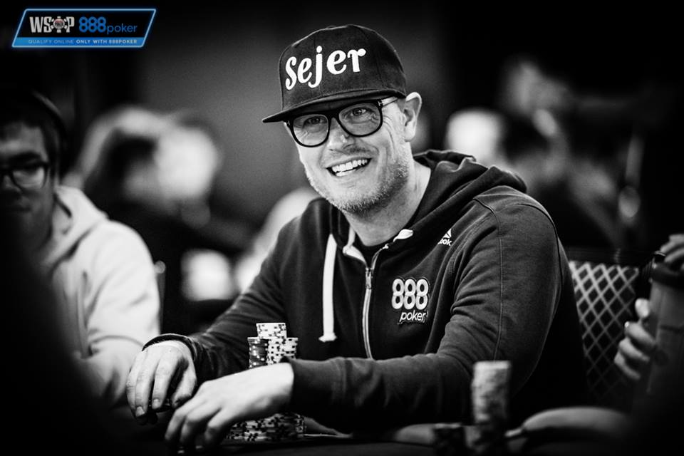 Martin Sejer's 2018 WSOP Main Event Run