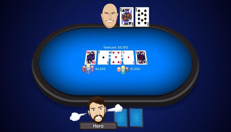 888poker online table
