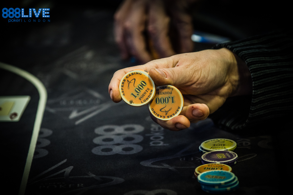 Have a Betting Plan Throughout the Hand
