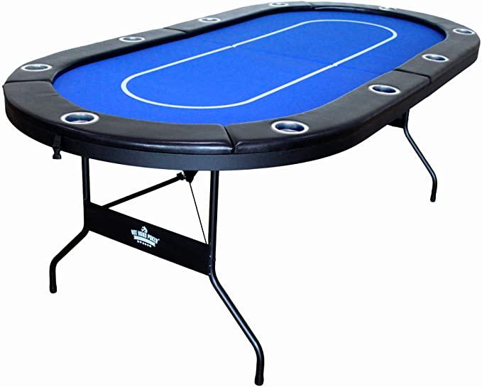 Hot Hand Poker Supply Table