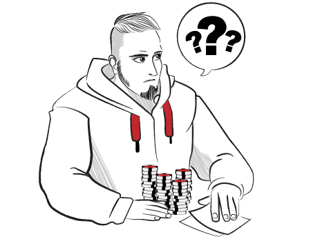 Poker players bluffing questions
