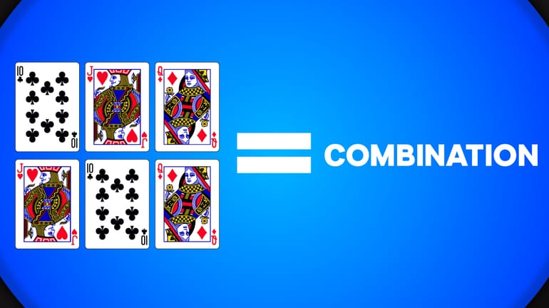 Using Events to Calculate Hand Combinations in Poker
