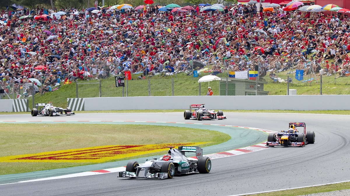 Check Out the Spanish F1 Grand Prix 2017