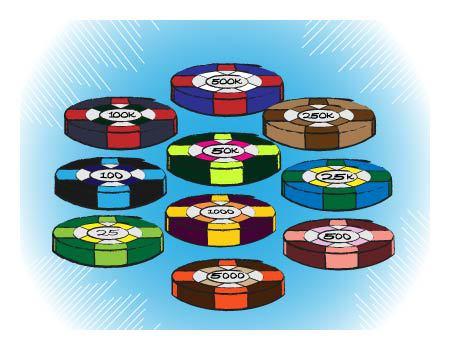 Poker Chip Guide