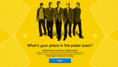 poker personality test
