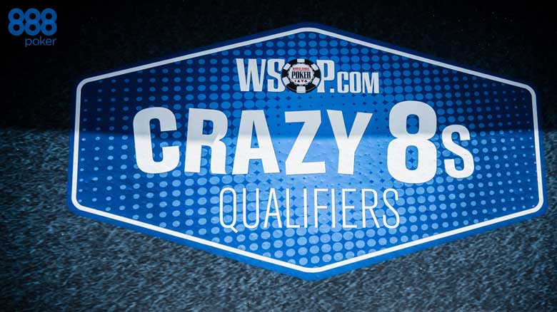 Qualify Today to the Crazy eights Tournament
