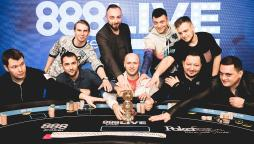 888poker Live Bucharest winners