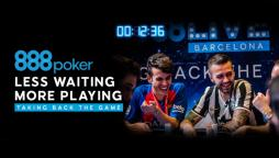 888poker Introduces Live Events Shot Clock