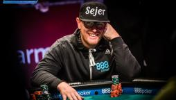 Martin Sejer: Last 888 Qualifier Standing in 2018 WSOP Main Event