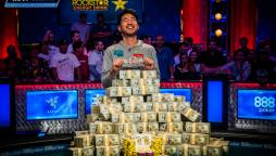 John Cynn Wins 2018 WSOP Main Event