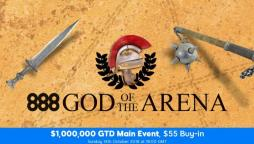 888poker God of the Arena PKO Series
