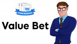 Value Bet - poker terms