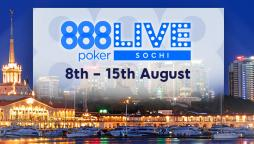 The Vibrant City of Sochi, Russia is the Next 888poker LIVE Stop!