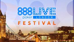 Satellite Your Way to the £500K GTD 2019 888pokerLIVE London Main Event