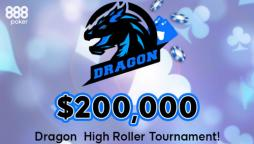 Satellite Your Way into 888poker's New High Roller – The Dragon Series!