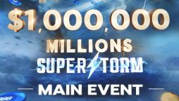 Millions Superstorm Breaks the Internet, Surpassing $1M GTD!