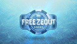 Freezeout Series Hits 888poker Tables with No Rebuys Nor Re-entries!