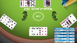 Pai Gow table