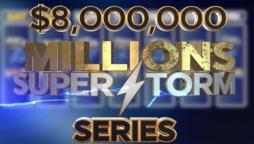 888poker Millions Superstorm Is a Winner Out the Gate!