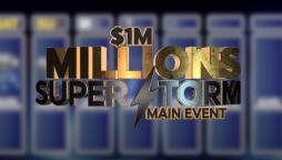 888Millions Superstorm $1M Dollar GTD Main Event Makes Landfall!
