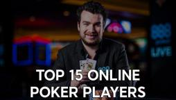 Top 15 Online Poker Players