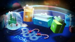 888poker Adds More than $40K to Made To Play Celebration Freerolls this Xmas!