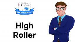 high roller in poker