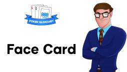 What is a Face Card in Poker?