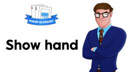 What Does It Mean to 'Show Your Hand' in Poker?