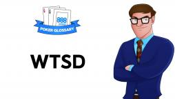 What is WTSD in Poker?