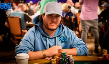 888 Qualifier Dean Morrone Enthrals Poker World at 2019 WSOP