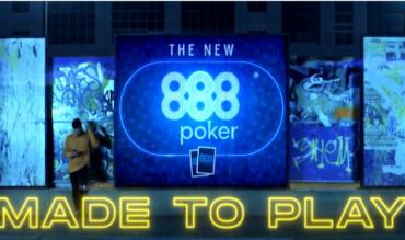 Made To Play! 888poker Rolls Out Exciting Brand-New Poker Platform!