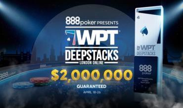 WPTDeepStacks London Online Enters Home Stretch with Crazy 8 & Marathon