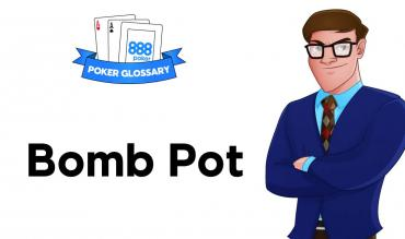 What is a Bomb Pot in Poker?