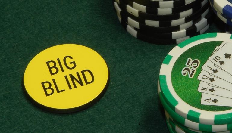 What does little blind mean in poker internet poker california