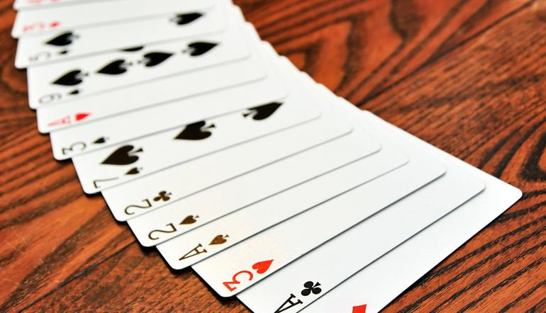 card counting poker